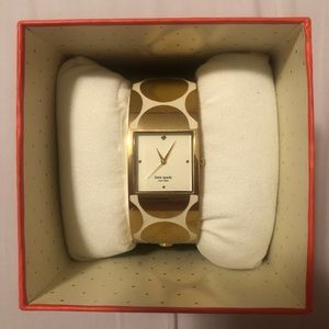 Kate Spade bangle watch!